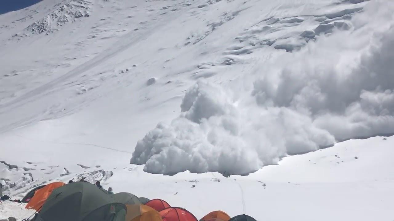 Сход лавины на Чегете — МЧС России по Кабардино-Балкарской Республике