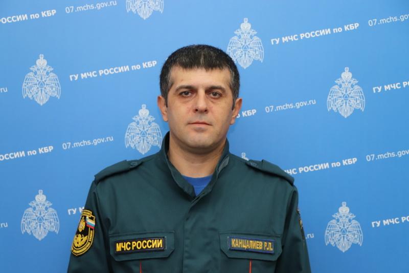 #лицаМЧС - Рустам Канцалиев